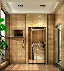 别墅电梯装修实例