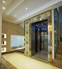 欧式别墅电梯案例